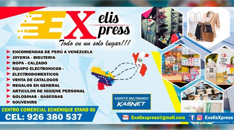 Envíos a Venezuela con ExelisXpress