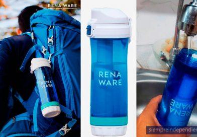 El filtro purificador de agua más pequeño y más potente